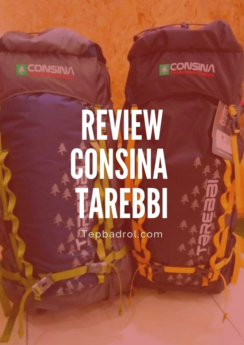 review tas gunung consina tarebbi